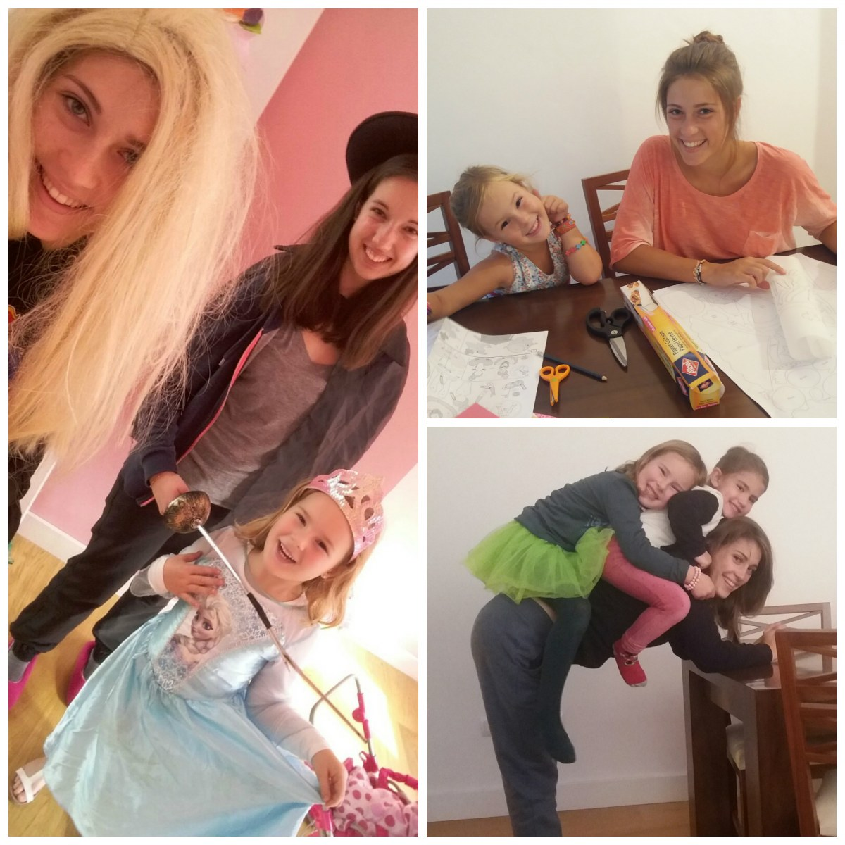 Cautare AU Pair Girl Anglophone