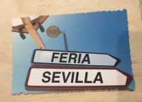 Tras la Semana Santa que acabamos de dejar atrás, se está acercando la Feria de Sevilla a grandes pasos: Del domingo 15.04. al 21.04. se celebrará este gran evento que seguramente os va a encantar!